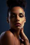 Bellezza africana Immagine Stock