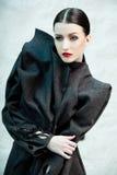 Bellezza alla moda Fotografie Stock