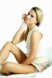 Bellezza & 4 freschi Immagine Stock Libera da Diritti