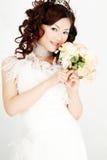 Bellezza asiatica Immagini Stock