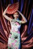 Bellezza asiatica 2 Immagini Stock