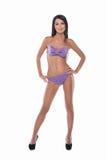 Bellezza in bikini. immagini stock libere da diritti