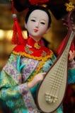 Bellezza cinese Fotografia Stock Libera da Diritti