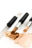 Bellezza crema del bastone fotografie stock libere da diritti