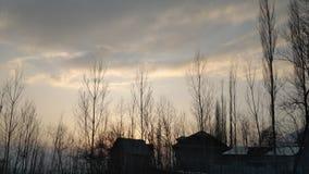 Bellezza del Kashmir Fotografia Stock