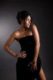 Bellezza del Latino Fotografie Stock Libere da Diritti