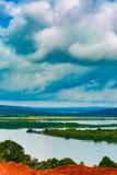 Bellezza del paesaggio Fotografia Stock