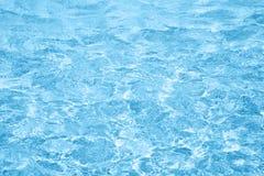 Bellezza dell'acqua blu della polvere Fotografie Stock Libere da Diritti