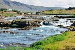 Bellezza dell'Islanda fotografia stock