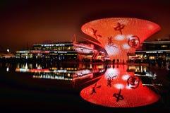 Bellezza della Cina Fotografie Stock