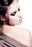 Bellezza della donna Fotografia Stock Libera da Diritti