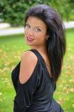 Bellezza della giovane donna Fotografia Stock Libera da Diritti