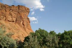 Bellezza della montagna dell'Arizona Fotografia Stock