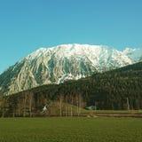 Bellezza della montagna fotografia stock libera da diritti