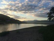 Bellezza della Norvegia Fotografia Stock