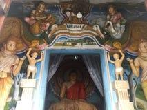 Bellezza della Sri Lanka tradizionale fotografie stock libere da diritti