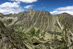 Bellezza delle montagne Fotografia Stock Libera da Diritti