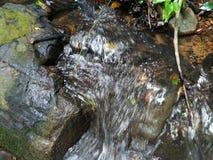 Bellezza di acqua pura in Sri Lanka fotografia stock libera da diritti
