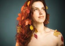 Bellezza di autunno fotografia stock libera da diritti