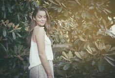 Bellezza di estate fotografia stock