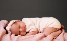 Bellezza di sonno Immagini Stock