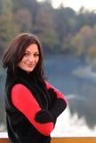 Bellezza durante l'autunno Fotografie Stock Libere da Diritti