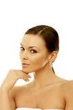 Bellezza e magnesio fresco fotografie stock libere da diritti