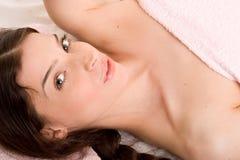 Bellezza e stazione termale Fotografia Stock Libera da Diritti