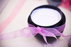 Bellezza e trattamenti di distensione di wellness della stazione termale Fotografia Stock