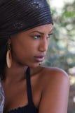 Bellezza etiopica Fotografia Stock