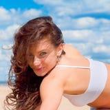 Bellezza femminile Immagine Stock Libera da Diritti