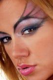 Bellezza femminile attraente Fotografia Stock
