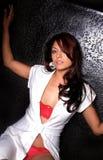 Bellezza latina Fotografia Stock Libera da Diritti