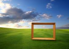 Bellezza naturale Fotografia Stock