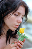 Bellezza naturale Fotografia Stock Libera da Diritti