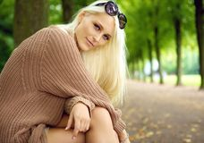 Bellezza naturale calma Fotografia Stock