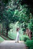 Bellezza nel legno Fotografia Stock Libera da Diritti