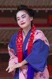 Bellezza Okinawan Fotografia Stock