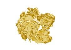Bellezza Rosa dorata royalty illustrazione gratis