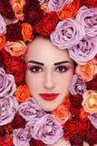 Bellezza in rose fotografie stock libere da diritti