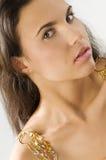 Bellezza sensuale fotografia stock libera da diritti