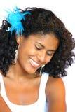 Bellezza sorridente immagini stock