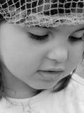 Bellezza sottomessa fotografia stock libera da diritti