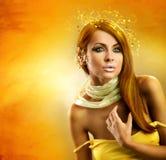 Bellezza Stunning Fotografia Stock