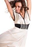 Bellezza stunning sexy del brunette Immagine Stock Libera da Diritti
