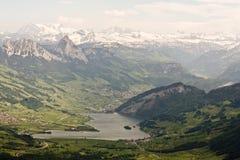 Bellezza svizzera Immagini Stock Libere da Diritti
