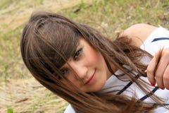 Bellezza teenager Fotografia Stock Libera da Diritti