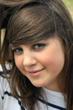 Bellezza teenager Immagini Stock