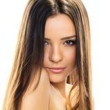 Bellezza Woman Face di modello. Immagine Stock Libera da Diritti