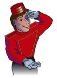 Bellhop Stock Photography